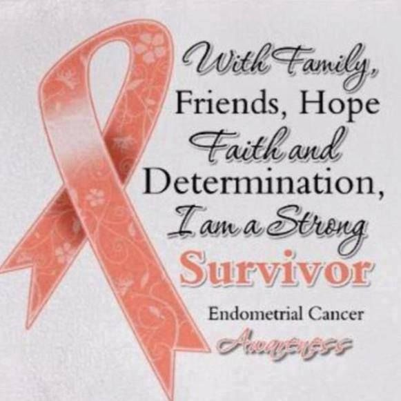 endometrial cancer quotes)
