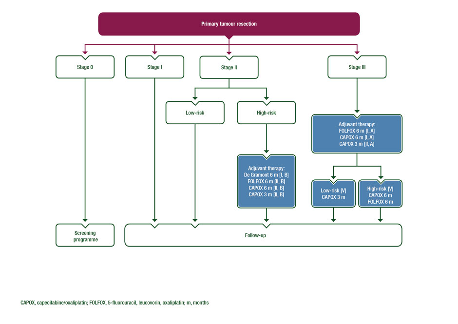 renal cancer follow-up guidelines)