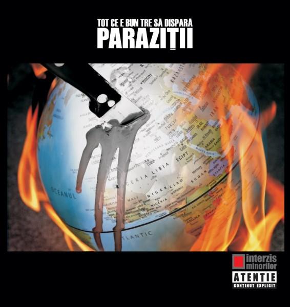 parazitii toate albumele