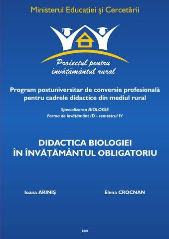 PROIECT DIDACTIC Clasa: a-V-a Biologie vegetala - CIUPERCILE - Drojdiile si Mucegaiurile