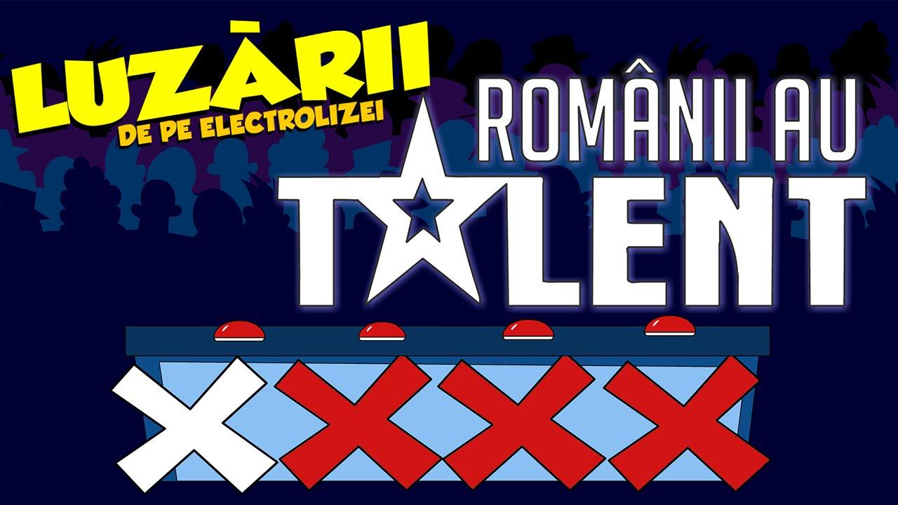 cheloo romanii au talent)