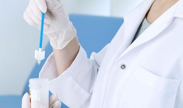 prueba de virus del papiloma humano en mujeres)