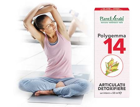 polygemma pentru articulatii