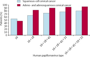 human papillomavirus type 16 and 18 gene expression in cervical neoplasias)