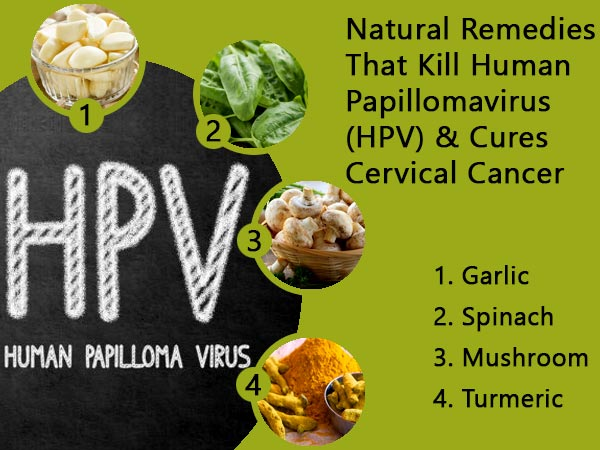 papilloma virus home remedy
