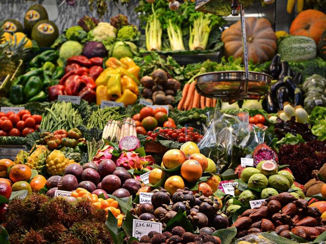colorectal cancer vegetarian