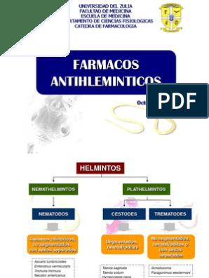 Best Farmacos antiprotozoarios Documents | Scribd