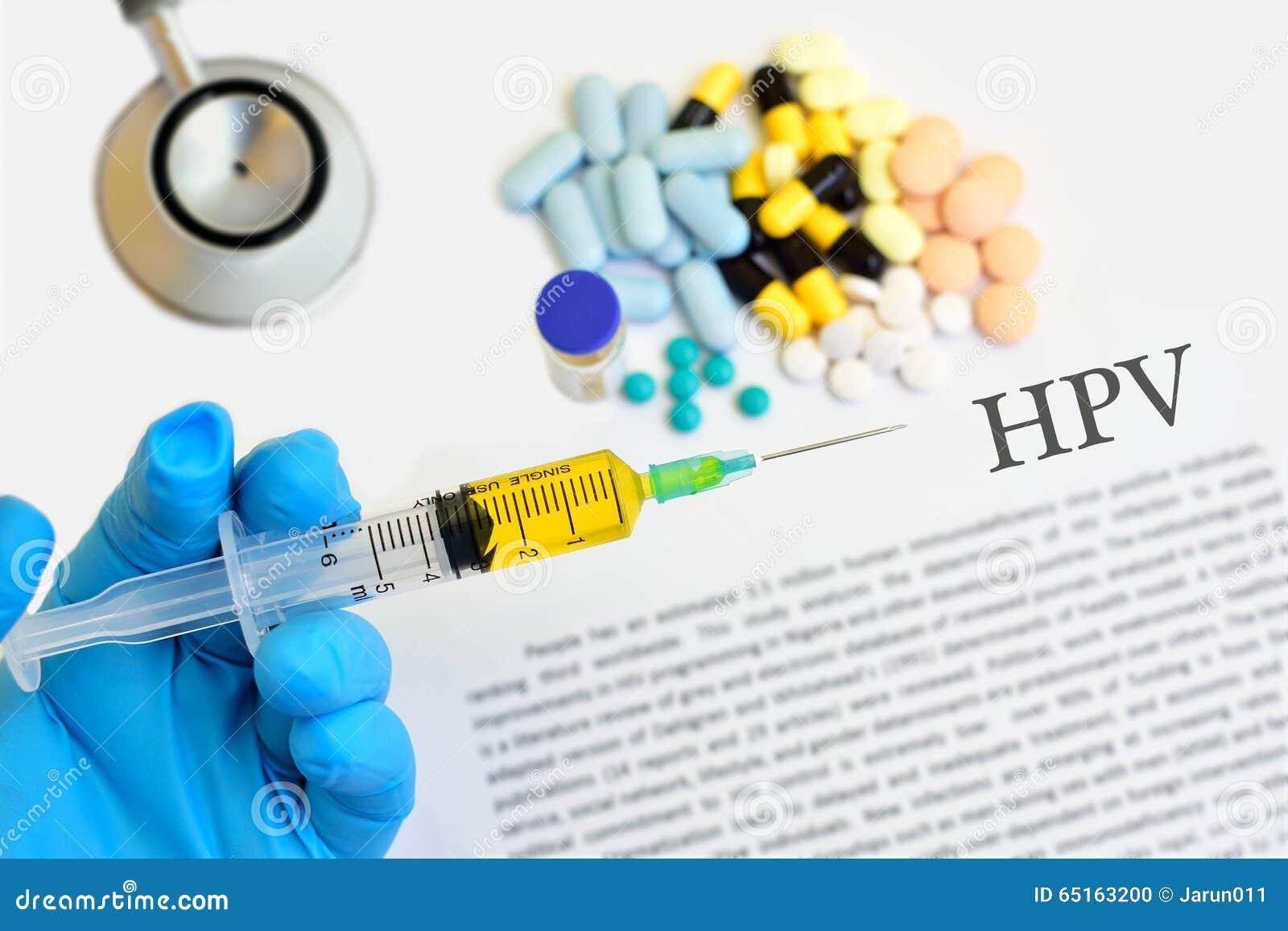 traitement papillomavirus humain)