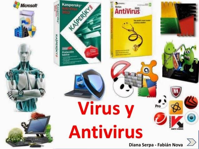 virusi si antivirusi informatici)