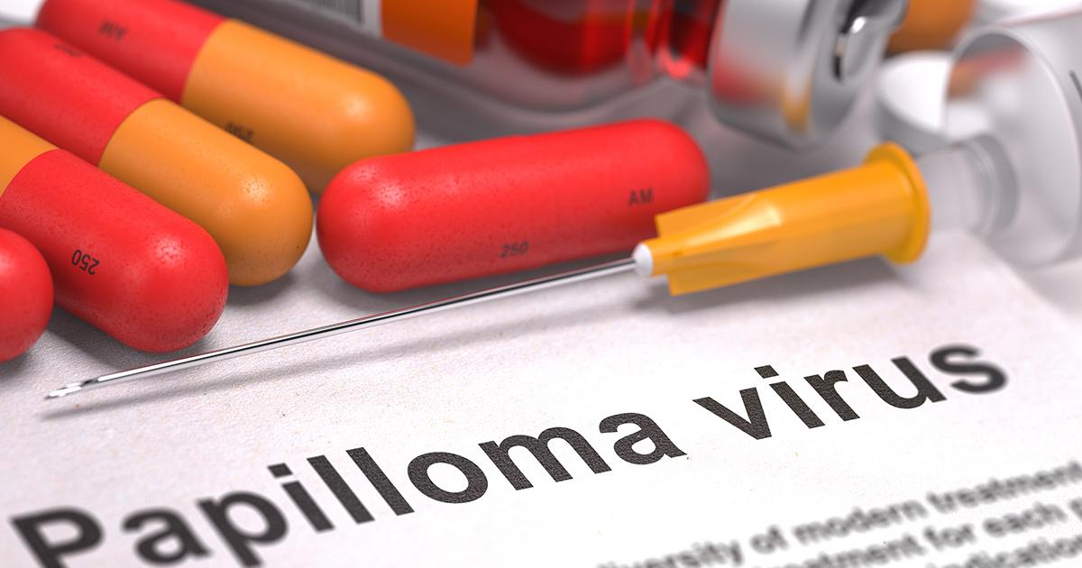 il papilloma virus passa