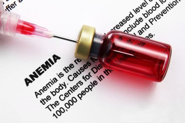 anemie usoara normocitara normocroma in sarcina
