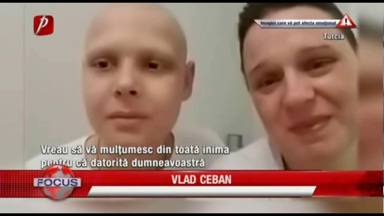 cancerul invins)