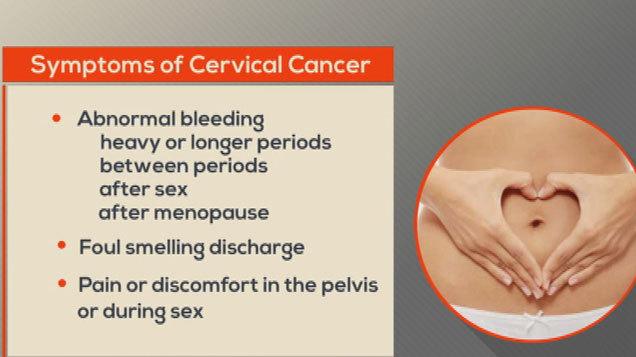 Factorii de risc pentru cancerul de col uterin