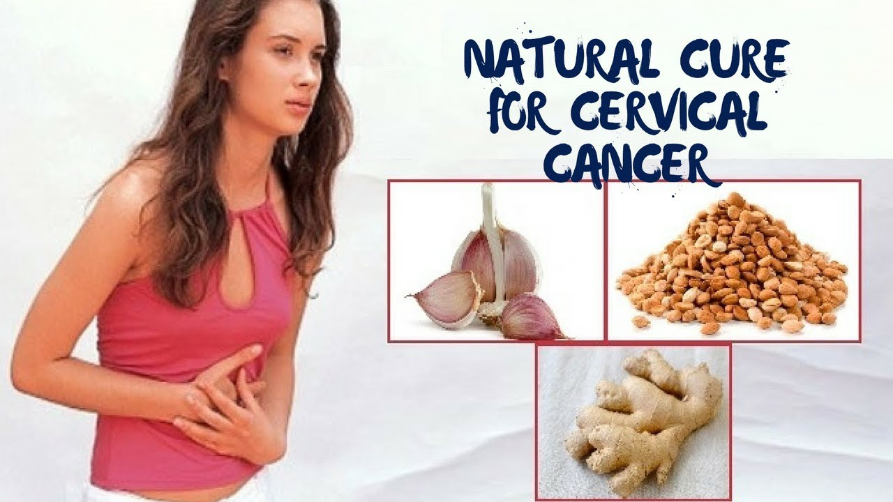 cervical cancer natural treatment