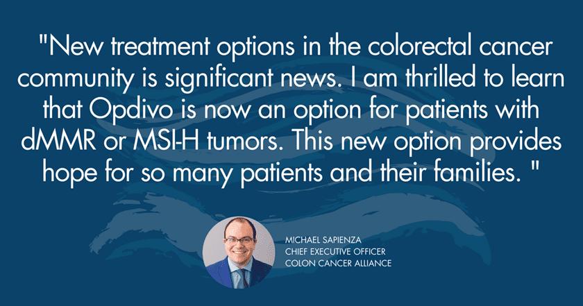 colorectal cancer news