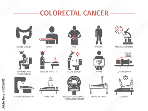 colorectal cancer symptom