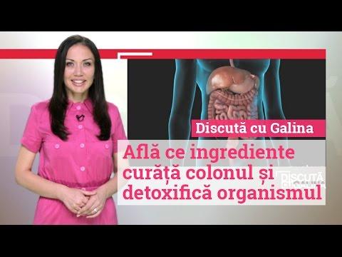 metode naturale de detoxifiere a organismului)