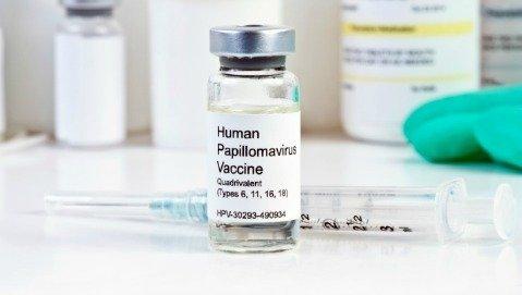 papilloma virus vaccino maschietti)