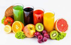 detoxifiere cu sucuri de legume