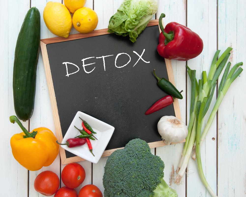 detoxifiere pentru o zi)