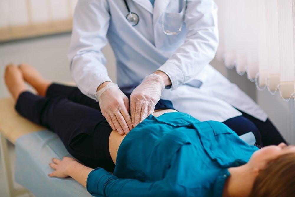 uterine cancer no period