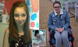 hpv vaccine girl paralyzed)