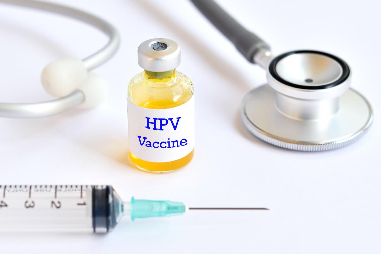 human papillomavirus infection vaccine