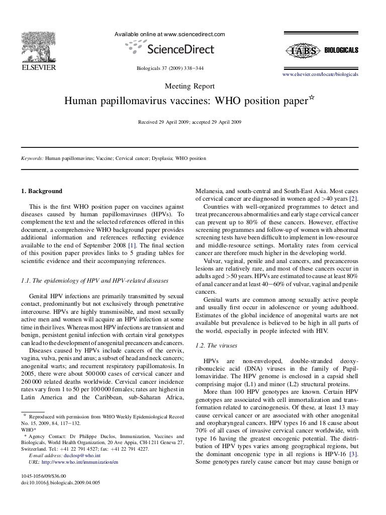 human papillomavirus vaccines who position hpv cure by mexican