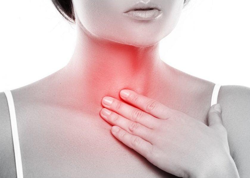 mal di gola da papilloma virus