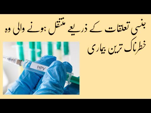 papillomavirus meaning in urdu)