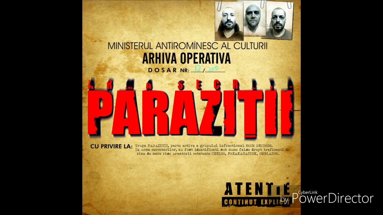 parazitii londra 2019