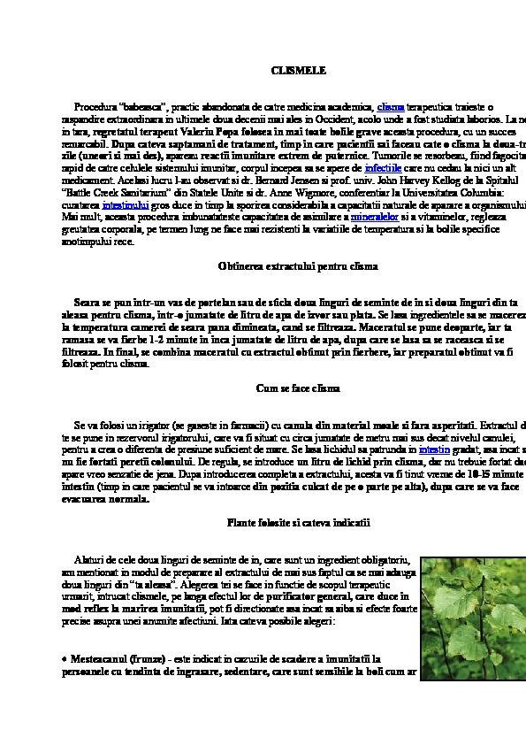 helminth treatment virus papiloma humano biologia molecular