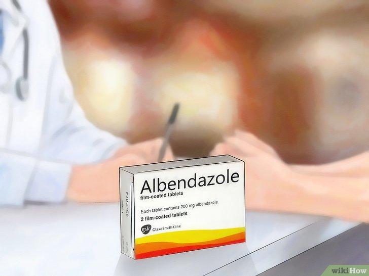 tratamiento para el oxiuros)