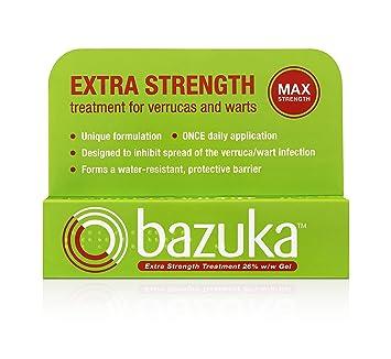 wart treatment bazuka)