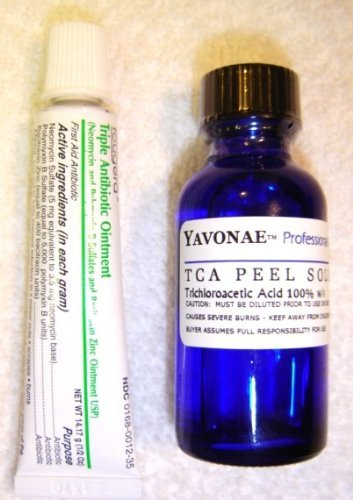 wart treatment trichloroacetic acid