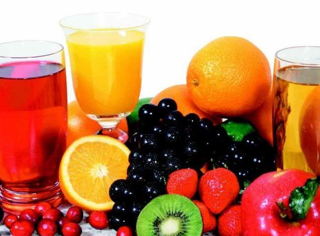 detoxifierea organismului cu fructe si legume