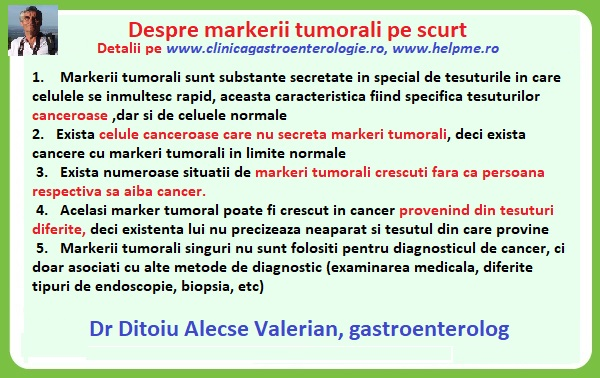 cancer colorectal markeri tumorali
