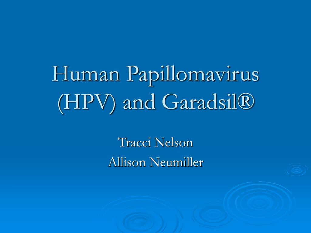 papillomavirus ppt hpv diagnosis while pregnant