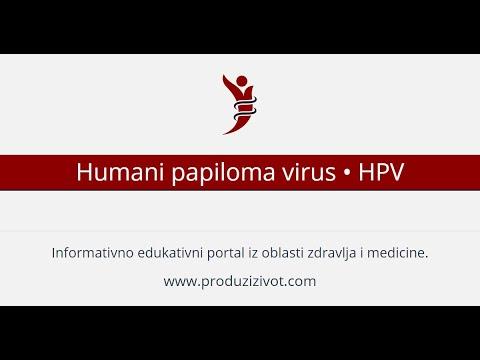 hpv virus simptomi)