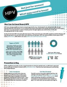 hpv treatment in males)
