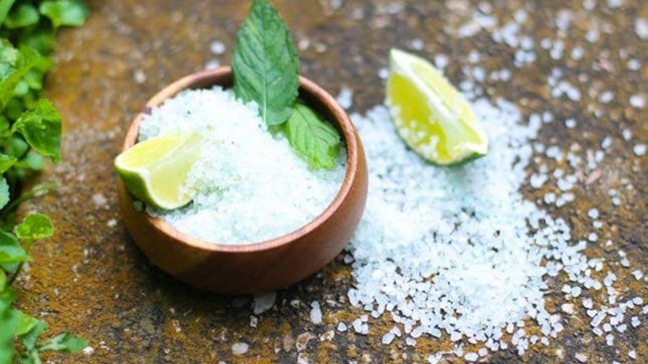 detoxifierea colonului cu sare de mare