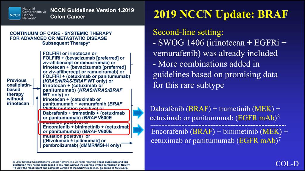 rectal cancer nccn 2019)