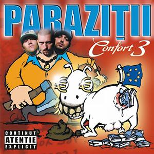 Am ascultat noul album Paraziții și am simțit cum mă întorc în anii '90