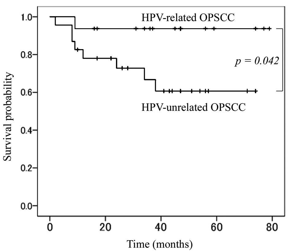 hpv cancer prognosis