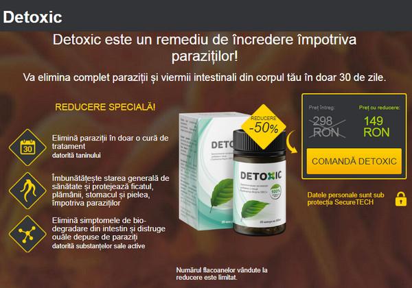 tratament eficient paraziti)