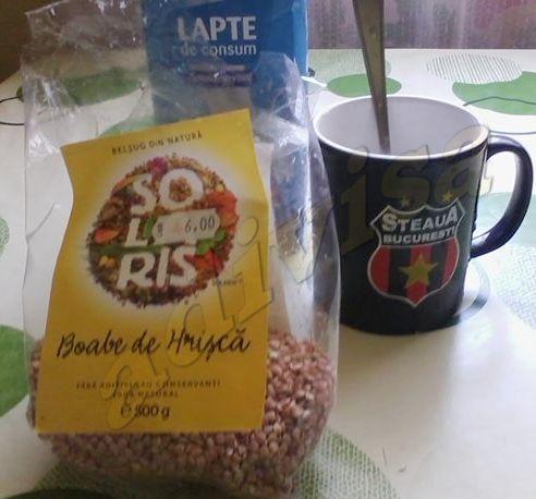 cura cu hrisca si iaurt)