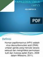 papillomavirus ppt