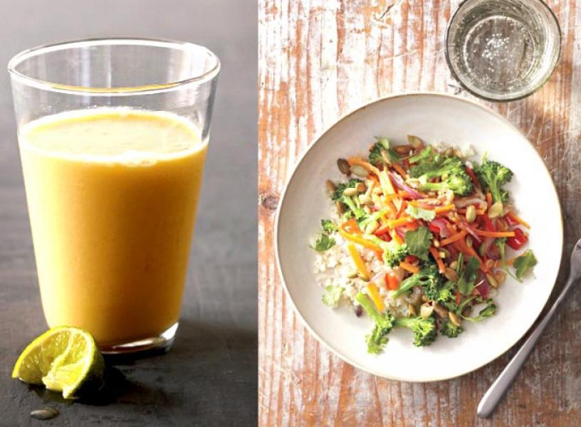 alimente recomandate pentru detoxifiere