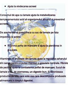 cura de detoxifiere cu apa si lamaie)