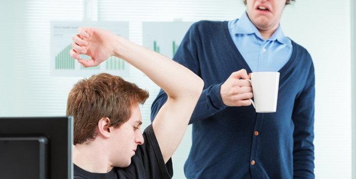 Transpirație urât mirositoare - cauze și tratament